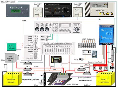 le für steckdose wohnmobile net thema anzeigen schaltung f 195 188 r