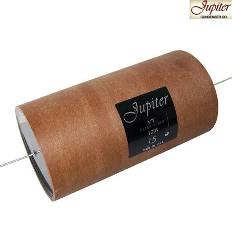 replacing wax capacitors jupiter vt 100v aluminium foil wax paper capacitors hifi collective