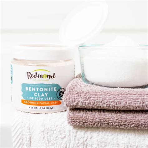 Redmond Clay Detox Bath by Benefits Of Bentonite Clay Nourish Family Nutrition