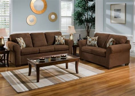 brown sofa in living room living room with brown sofa on living room in living