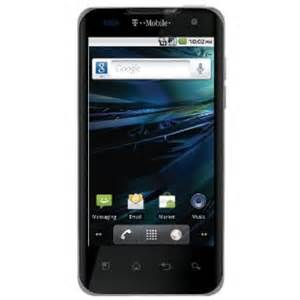 t mobile android lg g2x 4g t mobile android phone t mobile gosale price comparison results
