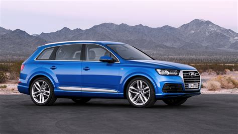 Car Side View Wallpaper by Audi Crossover Blue Car Side View Hd Wallpaper 4k