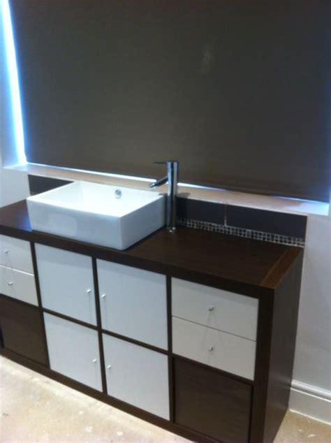 ikea hack badezimmer unterschrank ikea unterschrank waschtisch nazarm