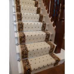 Stair Carpet Runners Uk by Cream Stair Carpet Runner Pin Dot Carpet Runners Uk