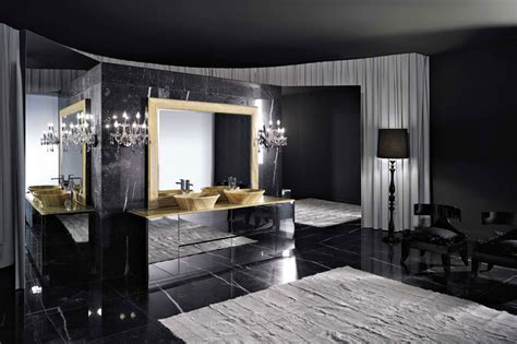 black white and bathroom decorating ideas
