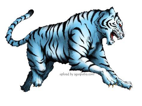 gambar harimau format png extrastudio 4 dewa mata angin