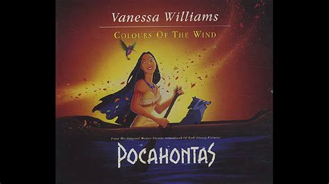 colors of the wind instrumental williams colors of the wind instrumental