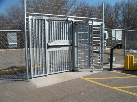 Pedestrian Openings Security Gate Photo Gallery From Tymetal