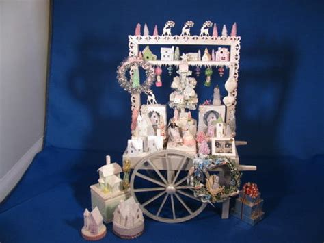 Home Decor Halloween kristine hill s brand new christmas cart stewart
