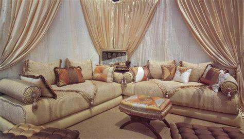 Incroyable Modele Des Salons Marocains Modernes #7: Salon-marocain-confortable.jpg