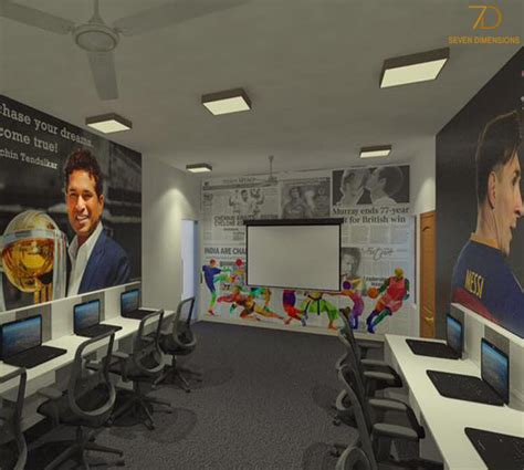 Office Interior Designers In Chennai Turnkey Office