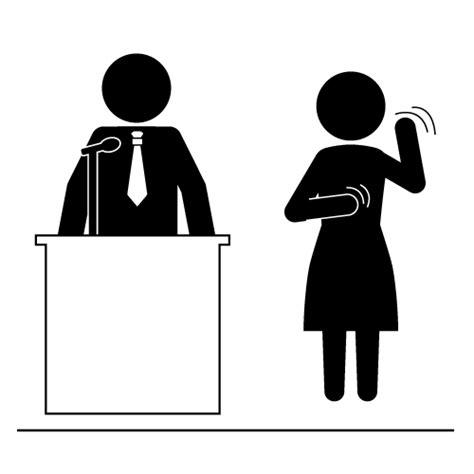 american sign language interpretation interpreter clipart clipart panda free clipart images