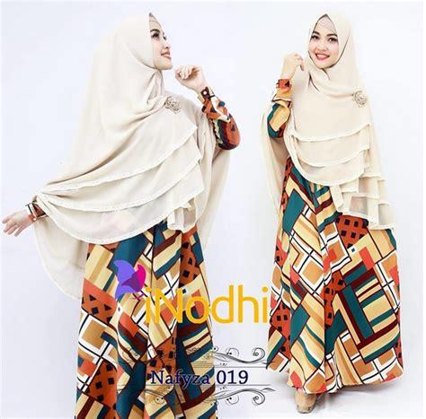 Busana Muslim Model Baru koleksi busana muslim wanita inodhi model baru