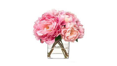 buy bouquet diane pink peonies bouquet buy at luxdeco