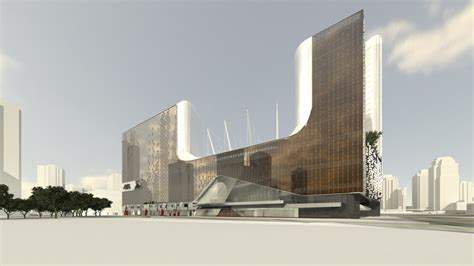 network design proposal for casino new 535 million bc place casino proposal promises urban