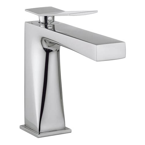 Mixer Trio crosswater trio monobloc basin mixer ti110dnc at