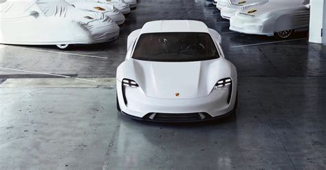 porsche mission e charging exec talks porsche mission e performance charging tech