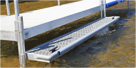 boat swim platform bumpers accessories roller docks boat docks