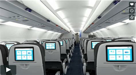 Airbus A321 Cabin by Jetblue Premium A321 Product Leaked On Vimeo Nycaviation