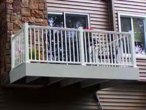 balcony railings deck railing porch railings stair railings railing dynamics aluminum