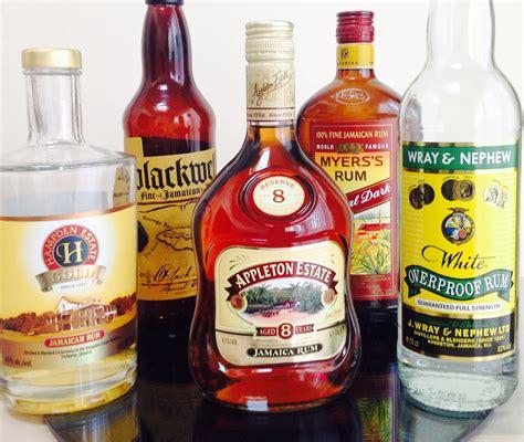 best jamaican rum rum styles by thefatrumpirate