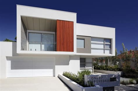 what is a contemporary home modern rectangular shaped house boasting an elegantly
