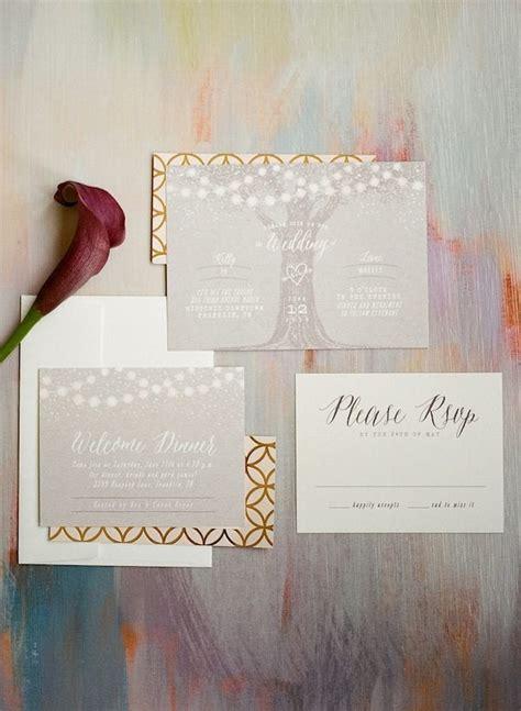 sophisticated amethyst rose gold summer outdoor wedding