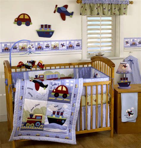 baby boy car themed crib bedding 20 baby boy nursery rooms theme and designs home design