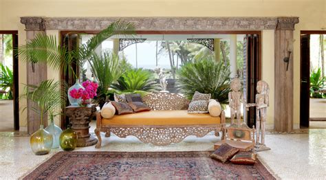 Interior Design Indian Style Home Decor Veranda Tropical Living Room Other Metro By The