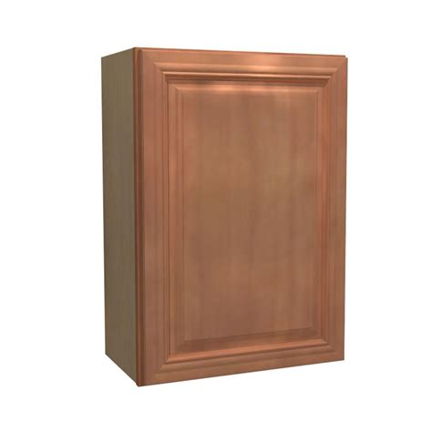 Single Kitchen Cabinet Home Decorators Collection Dartmouth Assembled 15x30x12 In Single Door Hinge Right Wall Kitchen
