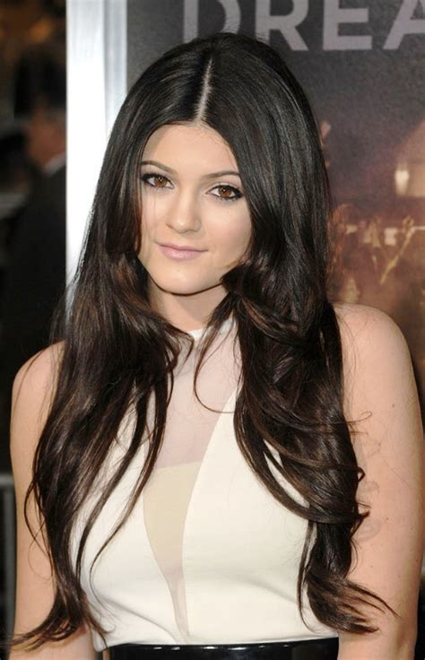center part hairstyles pictures of black center part hairstyle