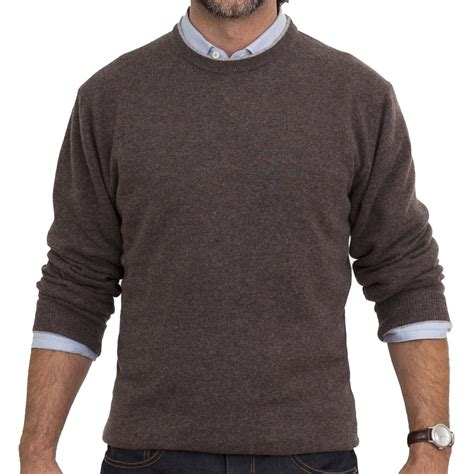 Classic Crewneck Sweater by Italian Crewneck Sweater For Classic