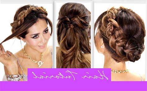 back to school hairstyles wikihow easy and cute hairstyles for middle school hairstyles
