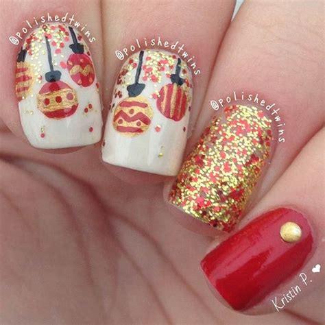 weihnachts dekor magazine 31 nail design ideas nagelschere