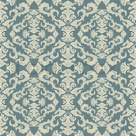 brown royal pattern abstract background royal damask ornament classic