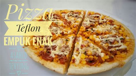 video membuat pizza teflon cara mudah membuat pizza teflon rumahan video phim22 com