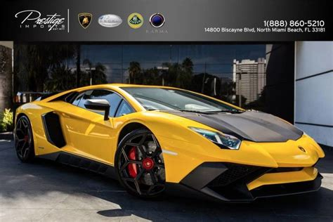 2016 Lamborghini Aventador LP 750 4 Superveloce North