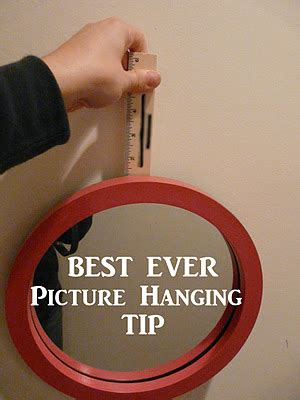 the best ever picture hanging tip celebrate every day celebrate every day with me the best ever picture hanging