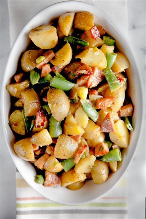 Crispy Salad Potato 221 best images about simply salads on avocado salads kale and dressing