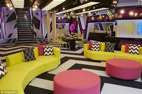 big brother sofa inside the two big brother 2016 houses that will keep