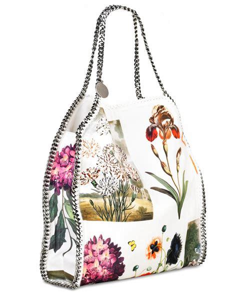 Stella Mccartney Floral Print Tote by Wear It Now Stella Mccartney S Botanical Print Falabella