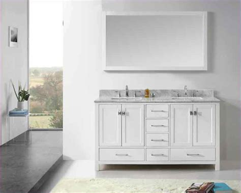 square bathroom vanity virtu usa 60 quot square bathroom vanity caroline vu gd