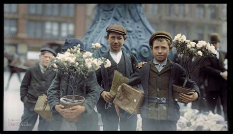 colorized historical photos 53 colorized black white photos from history will