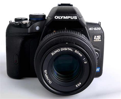 digital slr olympus e 620 dslr digital slr review
