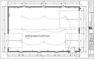 blueprints for garage workshop 36 x 50 garage rv garage plans