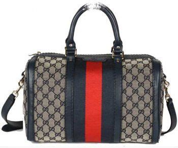 New Gucci 247205 2 new style gucci boston bag 247205 blue 153 gucci boston