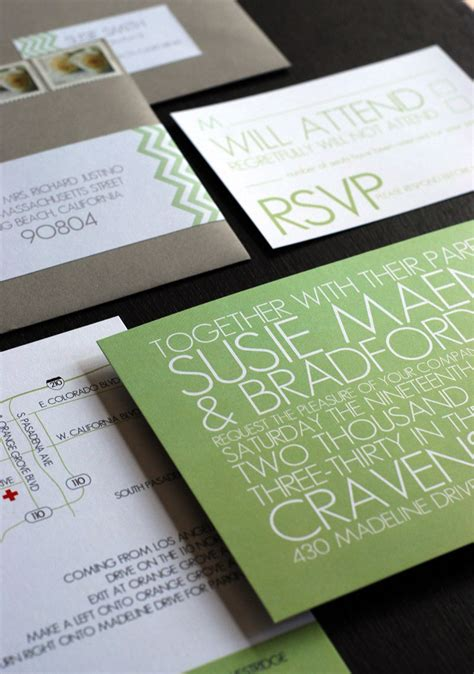 grey and white chevron wedding invitations susie bradford s modern chevron stripe wedding invitations