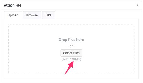 Office 365 Portal Upload Limit How To Increase The Maximum File Upload Size In