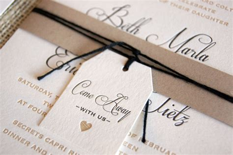Beautiful Wedding Invitation Design by Beth Eric S Quot Come Away With Us Quot Destination Wedding