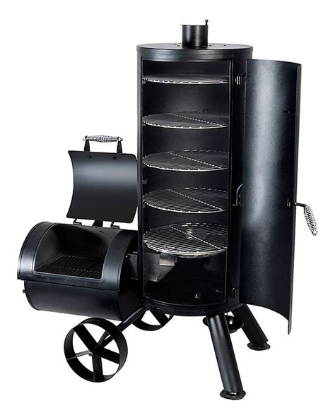 Bass Pro Home Decor brinkmann vertical trailmaster smoker and grill bass pro
